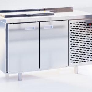 Шкаф-стол холодильный СШC-0,2 GN-1400 CRPBS