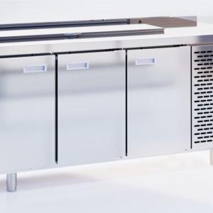 Шкаф- стол холодильный CШС-0,3 SR
