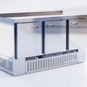 Шкаф-стол холодильный СШС-0,3 GN-1500 CDPBS