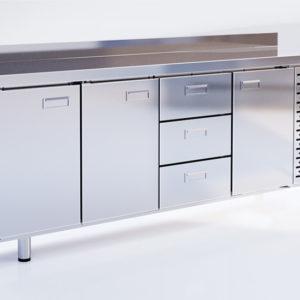 Шкаф-стол холодильный СШС-3,3