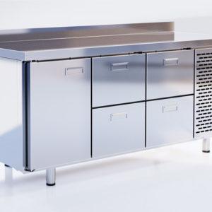Шкаф-стол холодильный СШС-4,1