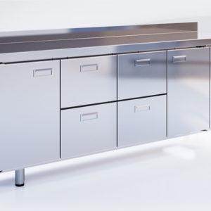 Шкаф-стол холодильный СШС-4,2