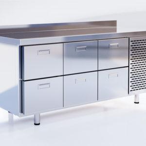 Шкаф-стол холодильный СШС-6,0