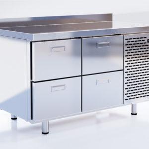 Шкаф-стол холодильный СШС-4,0