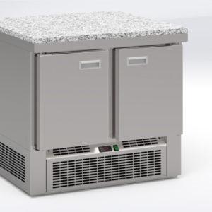 Шкаф-стол холодильный СШС-0,2 GN-1000 CDGBS