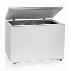 Морозильные лари ItalFrost с глухой крышкой (крышка из нержавеющей стали)